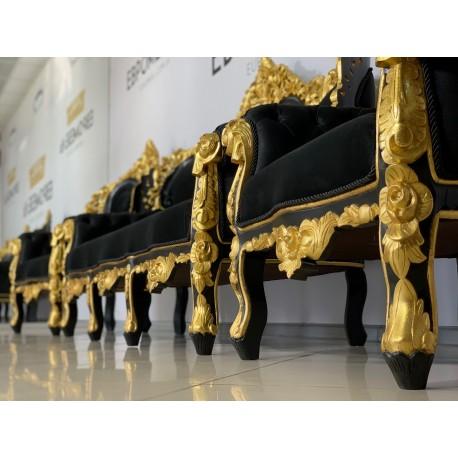 антикварный диван два кресла